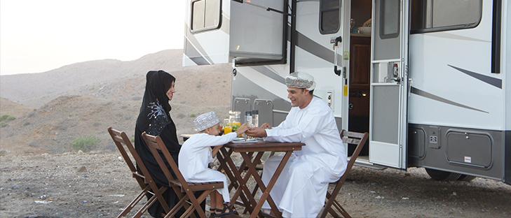 Why RVing? | Oman Motor Homes