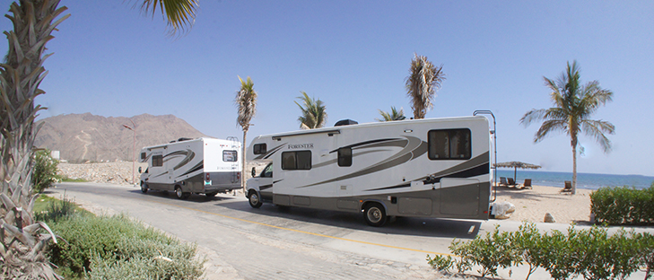 Why RVing? | Oman Motor Homes